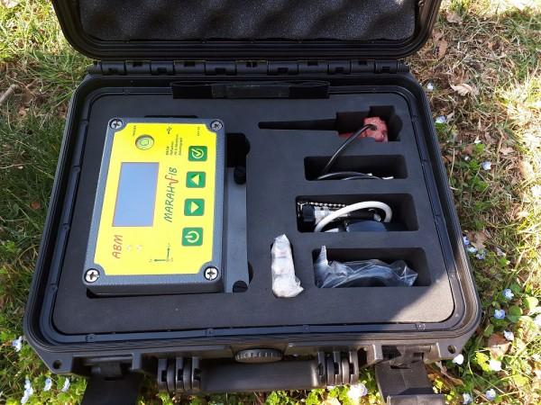 noleggio vibrometro tromografo sismografo