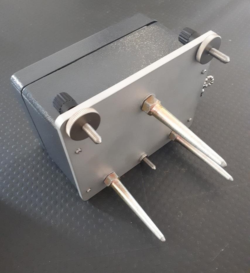 marahvib vibrometro sismografo